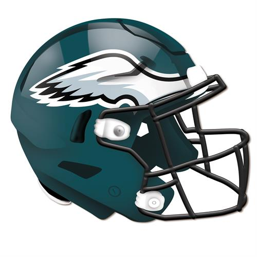 Philadelphia Eagles 24 Inch Authentic Wall Helmet