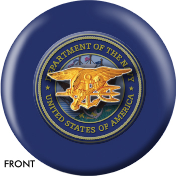 Navy Seals Bowling Ball