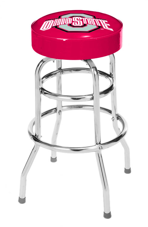 Ohio State Buckeyes Bar Stool