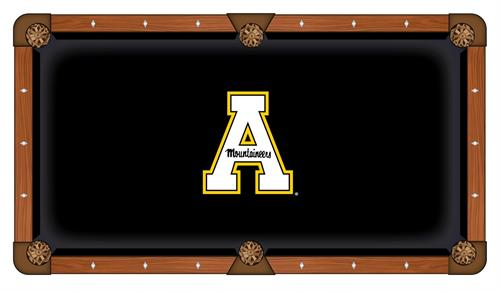 Appalachian State Mountaineers Pool Table Cloth