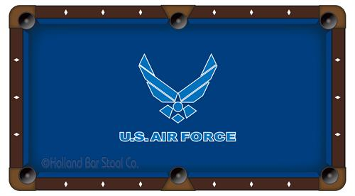 Air Force Pool Table Cloth