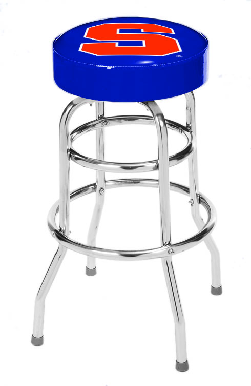 Syracuse Orange Bar Stool
