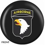 Army 101st Airborne Bowling Ball