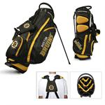 Boston Bruins Fairway Stand Golf Bag