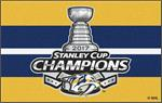 Pittsburgh Penguins 2017 Stanley Cup Champions Starter Mat
