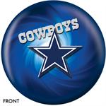 Dallas Cowboys Bowling Ball