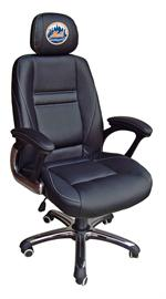 New York Mets Head Coach Office Chair