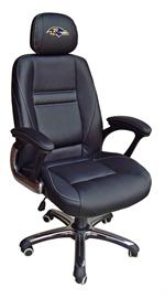 Baltimore Ravens Head Coach Office Chair