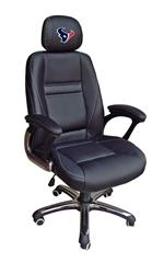 Houston Texans Head Coach Office Chair
