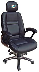 Miami Dolphins Head Coach Office Chair