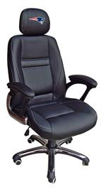 New England Patriots Head Coach Office Chair