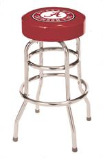 Alabama Crimson Tide Bar Stool