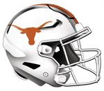 Texas Longhorns 24 Inch Authentic Wall Helmet