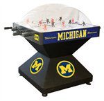 Michigan Wolverines Dome Hockey Game