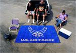 Air Force Ulti Mat Tailgater Mat 5' x 8'