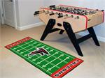 Atlanta Falcons Football Field Runner Mat