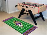 Baltimore Ravens Football Field Runner Mat