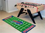 Buffalo Bills Football Field Runner Mat