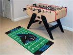Carolina Panthers Football Field Runner Mat