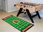 Chicago Bears Football Field Runner Mat