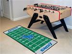 Detroit Lions Football Field Runner Mat