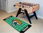 Jacksonville Jaguars Football Field Runner Mat