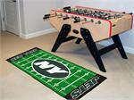 New York Jets Football Field Runner Mat
