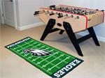 Philadelphia Eagles Football Field Runner Mat