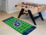 Tennessee Titans Football Field Runner Mat