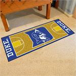 Duke Blue Devils Basketball Court Runner Mat
