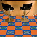 Florida Gators Carpet Tiles