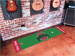 Ohio State Buckeyes Putting Green Mat