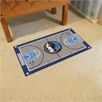 Dallas Mavericks Basketball Court Runner Mat