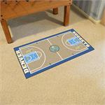 Denver Nuggets Basketball Court Runner Mat