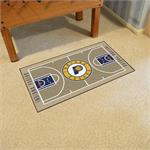 Indiana Pacers Basketball Court Runner Mat