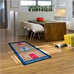Philadelphia 76ers Basketball Court Runner Mat
