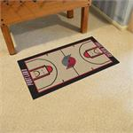 Portland Trail Blazers Basketball Court Runner Mat