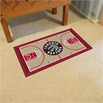 Toronto Raptors Basketball Court Runner Mat