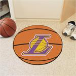 Los Angeles Lakers Basketball Mat
