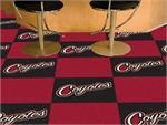 Phoenix Coyotes 20pc Carpet Tile Set