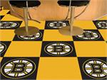 Boston Bruins 20pc Carpet Tile Set