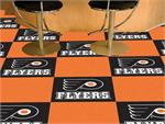 Philadelphia Flyers 20pc Carpet Tile Set
