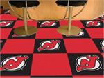 New Jersey Devils 20pc Carpet Tile Set