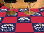 Edmonton Oilers 20pc Carpet Tile Set