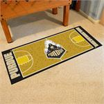 Purdue Boilermakers Basketball Court Runner Mat