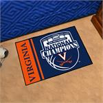 Virginia Cavaliers 2019 NCAA Men's Basketball National Champions Starter Mat