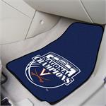Virginia Cavaliers 2019 NCAA Men's Basketball National Champions Carpet Car Mats