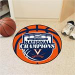 Virginia Cavaliers 2019 NCAA Mens Basketball National Champions Mat