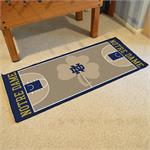 Notre Dame Fighting Irish Basketball Court Runner Mat