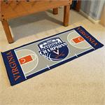 Virginia Cavaliers 2019 NCAA Men's Basketball Champions Court Runner Mat